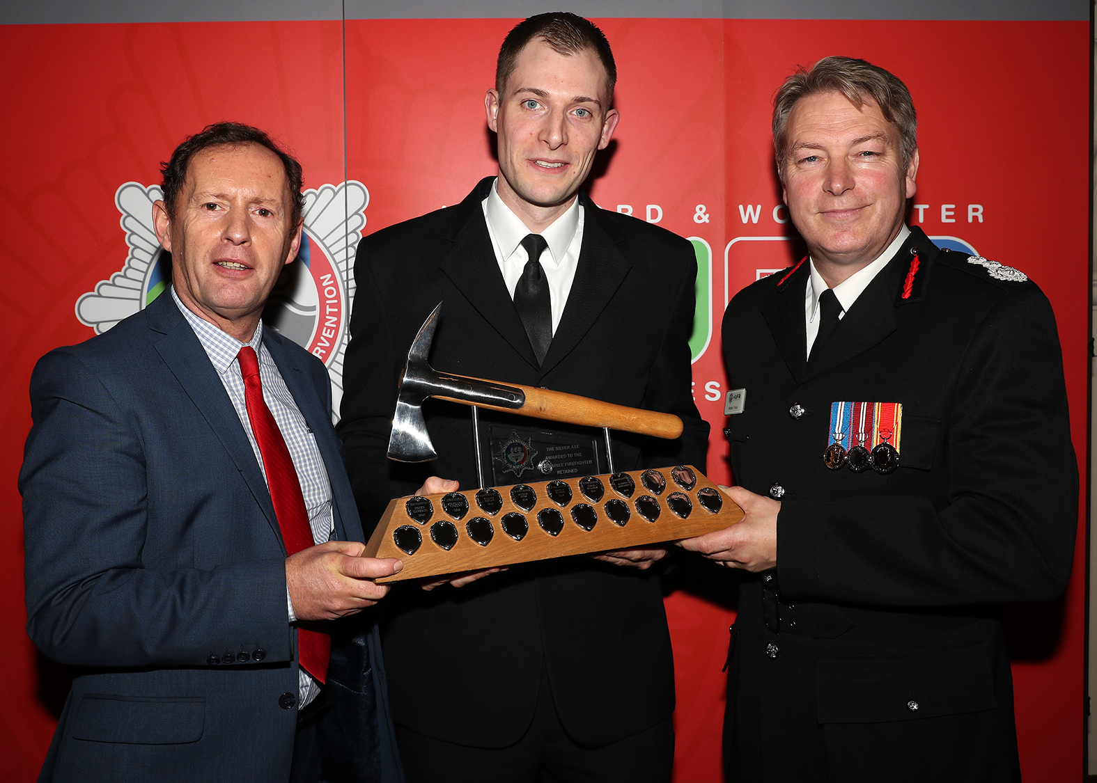 Fire and Rescue Service annual honours (Herefordshire) - News