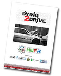 Dying 2 drive info pack cover