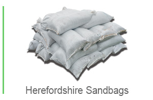 Herefordshire Sandbags