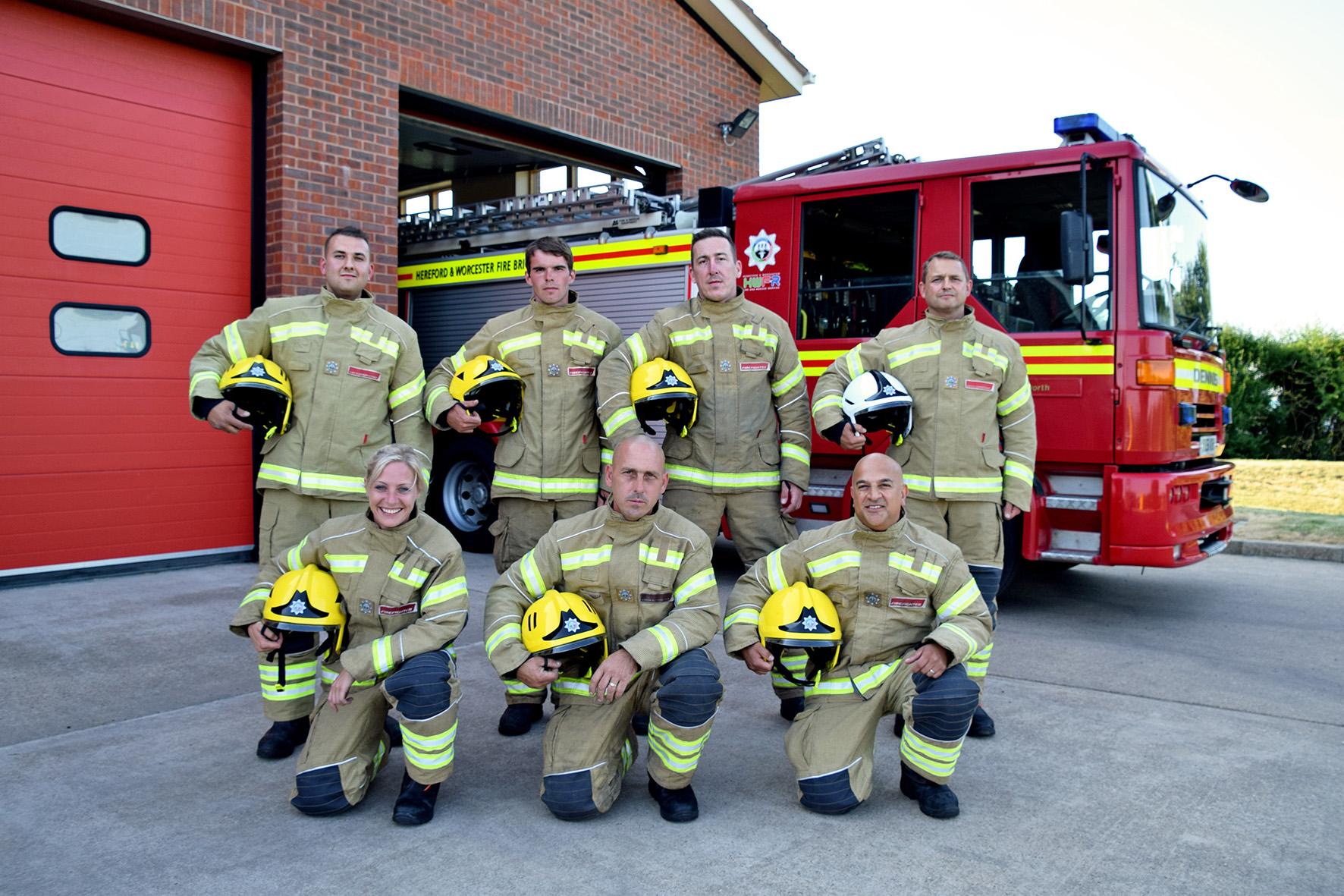 firefighter salary 2019