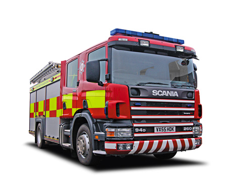Scania appliance